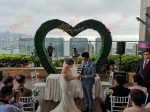 Munch - Catering - Wedding - The Air, The One, Tsim Sha Tsui
