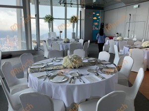 Munch - Catering - Wedding - Sky100, Kowloon West