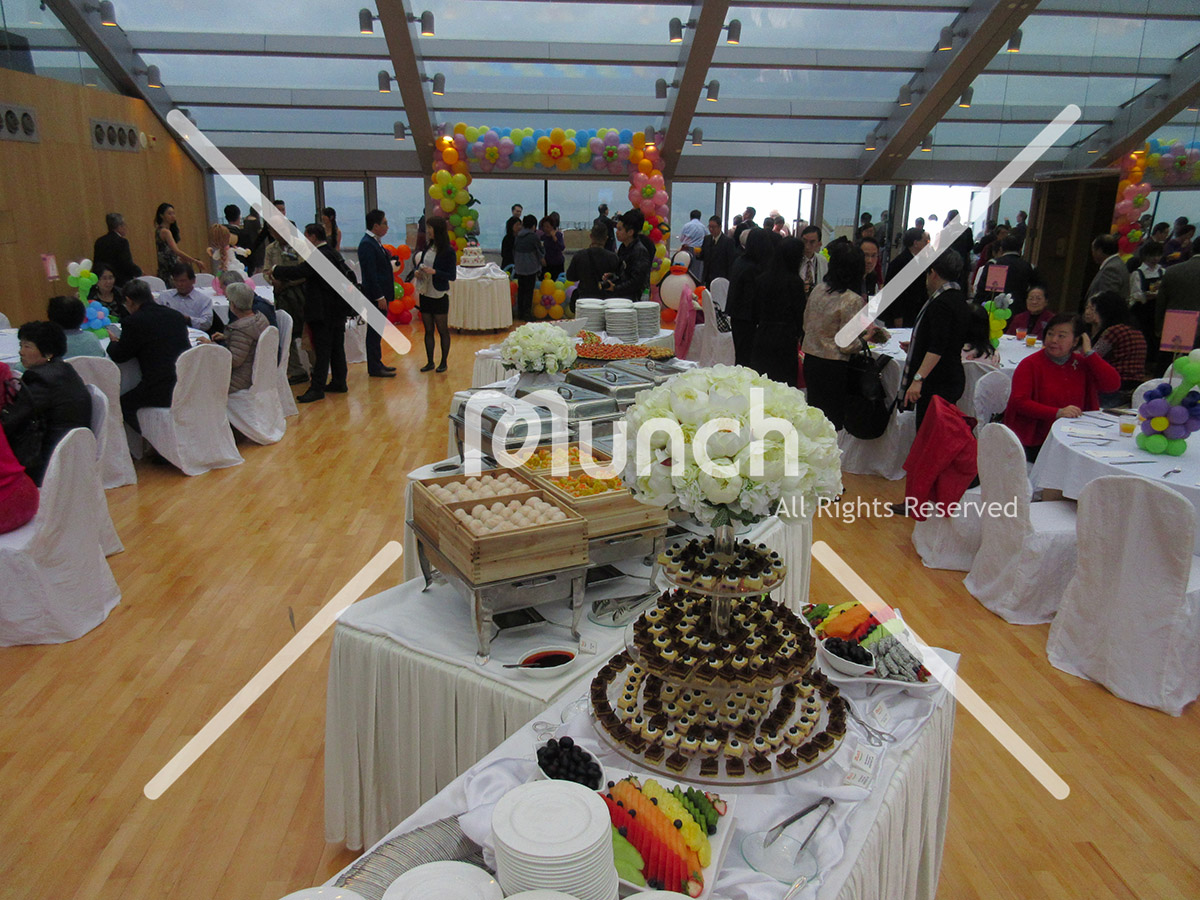 Munch - Catering - Wedding - Bethanie Church