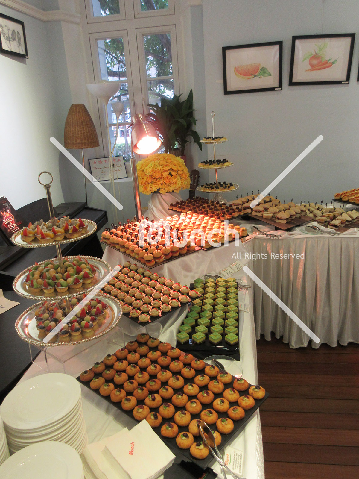 Munch - Catering - Wedding - KUC Space