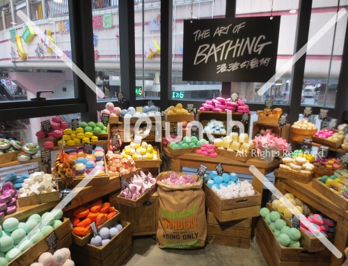 LUSH – Central