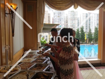 20160602.Wedding Lunch@Ho Man Tin Hill 2