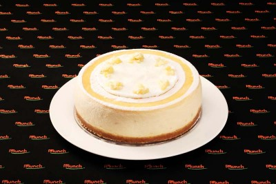 CC106 Honey Ginger Cheesecake