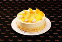 CC506 Mango Passion Fruit Cream Cheesecake