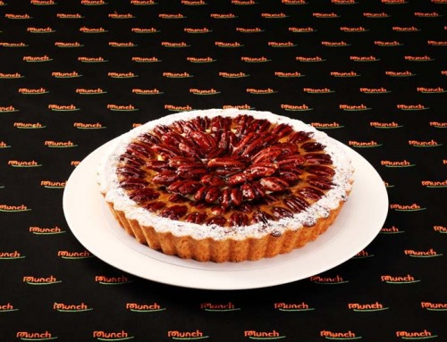 CS805 Pumpkin Pecan Walnut Pie