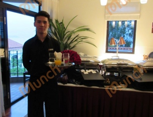 Christmas Party-Magnolia Villas, Pok Fu Lam