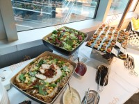 W20190618 George P. Johnson Experience Marketing ,  PCCW Tower, Lunch Buffet 1