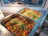 W20190618 George P. Johnson Experience Marketing ,  PCCW Tower, Lunch Buffet 2