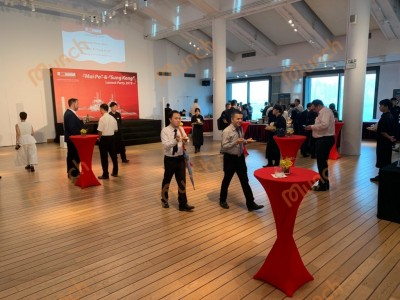 W20190629 Hong Kong Maritime Museum, Cocktail Party